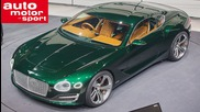 Bentley Exp10 Speed 6 in Genf 2015