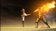 Legend of Korra Amv - Best Fight Scenes