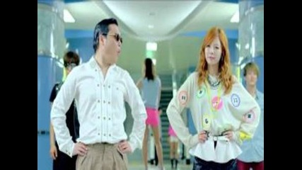 Psy - Gangnam Style [ Official Hd Video ]