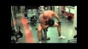 Тренировка за гръб и бицепс!