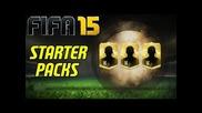 Fifa 15 Starter Packs!