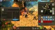 Drakensang - Gameplay # 1