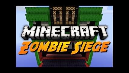 Minecraft: Zombie Siege!