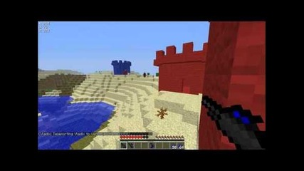 Minecraft - Paintball Mod Multiplayer + Rage Quit