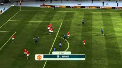 Fifa 12 | Freekick Power my gameplay