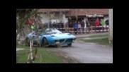 Rallye Stingray Corvette C3 (!!) and Ferrari 308 - Rallye Crit