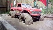 Rc Wrecks new mud pit
