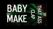 Waka Flocka Flame - Round of Applause Ft. Drake (lyric Video)