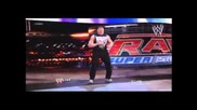 Wwe Raw 4/2/12 Full Show - Part 13 (hq) - Brock Lesnar Returns
