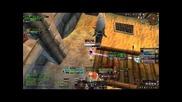 Bajheera - Smokebomb Cleave - 3v3 Arena Live Commentary