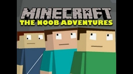 Minecraft: The N00b Adventures - Here be Dragons