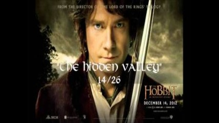 The Hobbit An Unexpected Journey - Soundtrack by Howard Shore