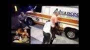 Wwe Сърваивър Серията 2003-шейн Макмеан с/у Кейн мач с линейка