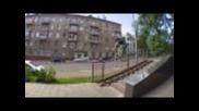 Alexey Sinayko riding