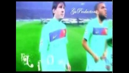 Messi vs Cristiano Ronaldo vs Neymar 2011-2012