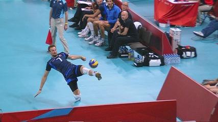 България - Италия ( волейбол ) *целия мач - Олимпийски игри 2012