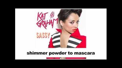 Kat Graham - Sassy { Lyrics on Screen }