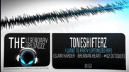 Toneshifterz - I Want To Party (optimized Rip) [hq + Hd]
