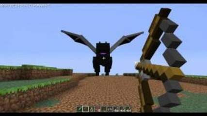 Minecraft legend of zelda Link sreshty enderdragon