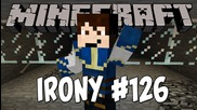 Minecraft Irony #126 Свят 4) - Xp и енчант