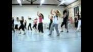 'single ladies' beyonce vma version, choreo by Jaz Meakin.