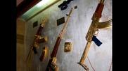 Златните оръжия на Садам Хюсеин