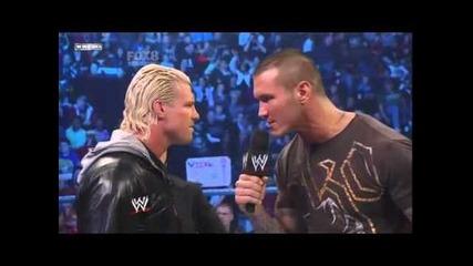Randy Orton Rko Долф ziggler в Smackdown отваряне