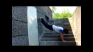 condition for parkour
