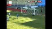 Chernomorec - Levski 0:2