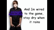 Speaking In Tongues - Justin Bieber +lyrics