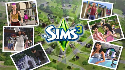 32 - Sims 3 - Late Night - Build Mode Road to Wonderin