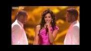 Евровизия 2011 - Испания   Lucia Perez - Que me quiten lo bailoo [hq]