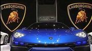 Design 2014 Lamborghini Asterion Hybrid Concept 4wd 5.2 V10 910 hp 199 mph 0-62 mph 3 s 55,8 mpg