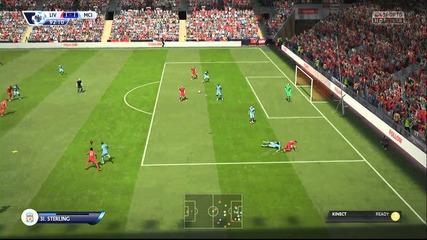 30 минути Fifa 15 gameplay