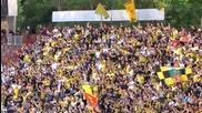 Публиката на Ботев срещу Цска 04.05.2013