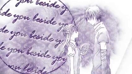 beside you // natsume & mikan [hbd bine]