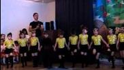 Открит урок по танци в столично Одз