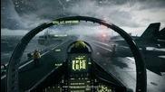 Battlefield 3 Walkthrough - Мисия с изтребител (part 1)