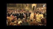 Патриархи двух Церквей совершили литургию