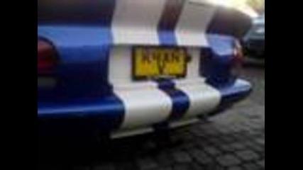 Dodge Viper Engine Speed