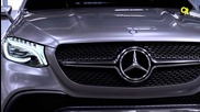 New Glc 2015!!! Mercedes Benz Concept Coupe Suv