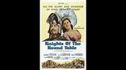 """Рыцари круглго стола 1953 Приключения экранизация романа Томаса Мэлори """"смерть Артура"""""""