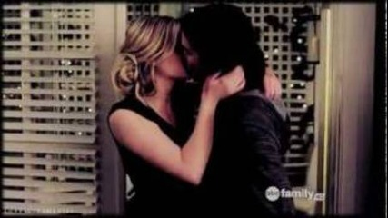Pretty little liars | Hanna and Caleb-stay