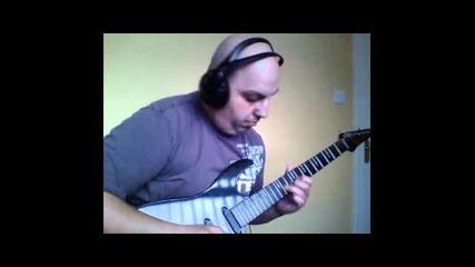 блус китарка