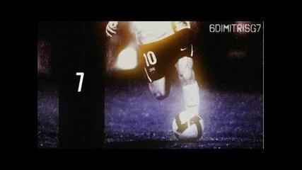 Lionel Messi 2011 / 2012 Top 10 Goals