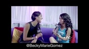 Becky G : H2o Music Fest Interview