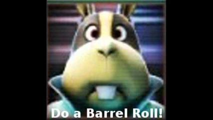 Star Fox - Do a Berrel Roll Remix