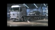 Mercedes-benz Actros 2011 interior
