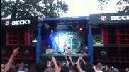 Skiller Live @ Hmsu Open Air Zaimov 06.07.2012 pt.2
