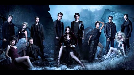 The Vampire Diaries - Caught A Ghost - No Sugar In My Coffee